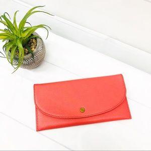 J. CREW | Pink Wallet